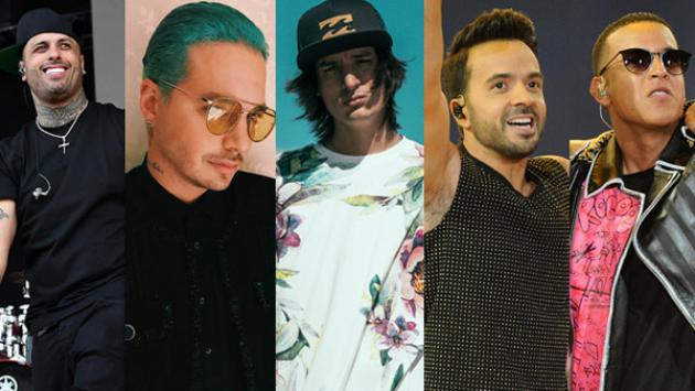 El reggaetón vs el pop urbano: ¿la rivalidad musical del 2017?