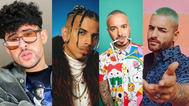 MTV EMA 2021: Bad Bunny, Rauw Alejandro, J Balvin y Maluma lideran las nominaciones