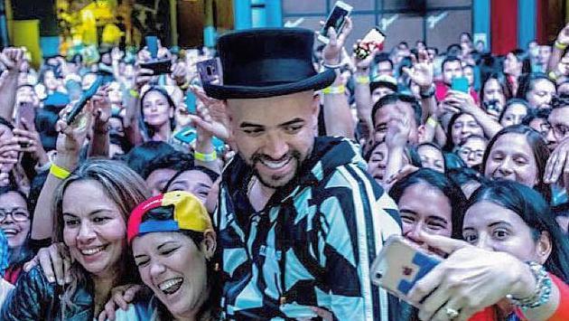 Nacho anuncia una nueva línea de gorras