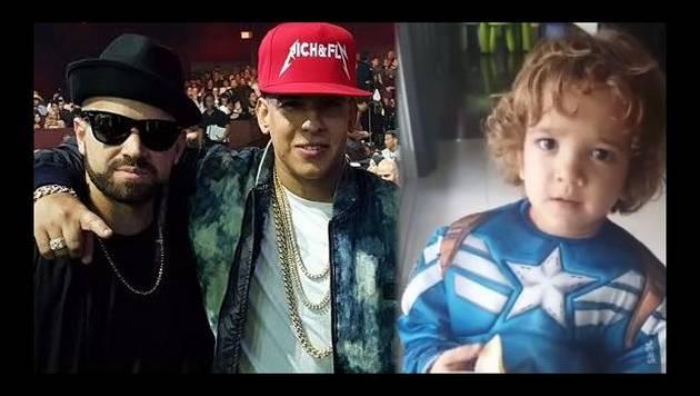 El hijo de Nacho eligió a su cantante favorito ¡No vas a creer a quién escogió!