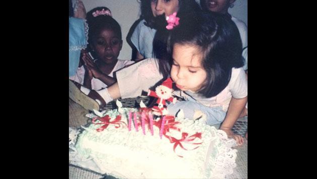 Natti Natasha cautivó a sus fanáticos con tiernas fotos de su infancia [FOTOS]