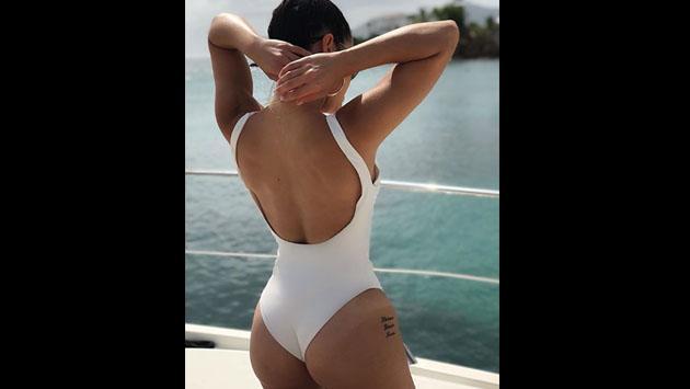 Natti Natasha seduce a sus fanáticos con infartantes fotografías en traje de baño [FOTOS]