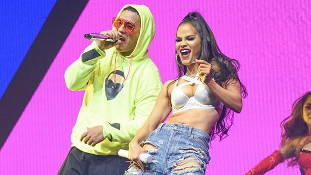 Natti Natasha y Daddy Yankee despidieron el 2019 juntos en reunión familiar