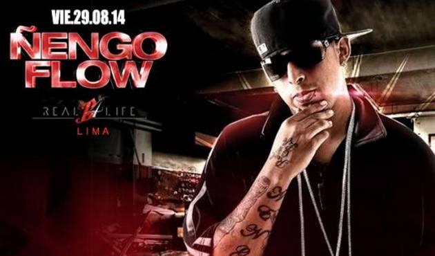 """Ñengo Flow, el """"RealG4Life"""", en Lima gracias a Moda """"te mueve"""""""