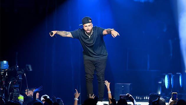 ¿Nicky Jam alista nuevo tema?