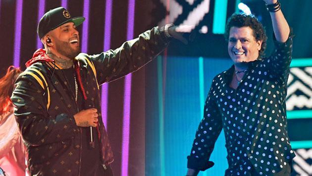 Nicky Jam aseguró su participación en el homenaje a Carlos Vives
