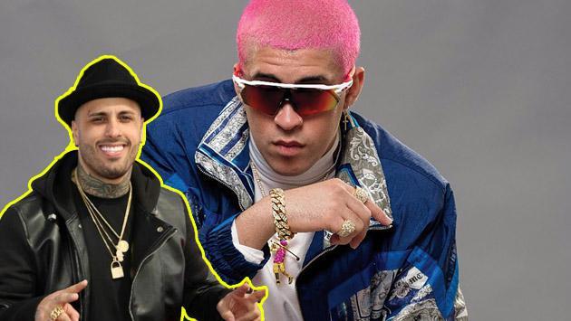 Nicky Jam imitó a Bad Bunny y las redes estallaron