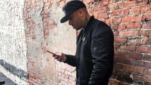 Así se prepara Nicky Jam para video junto a Romeo Santos y Daddy Yankee