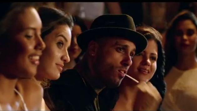 ¡Nicky Jam en avance de película con Vin Diesel! [VIDEO]