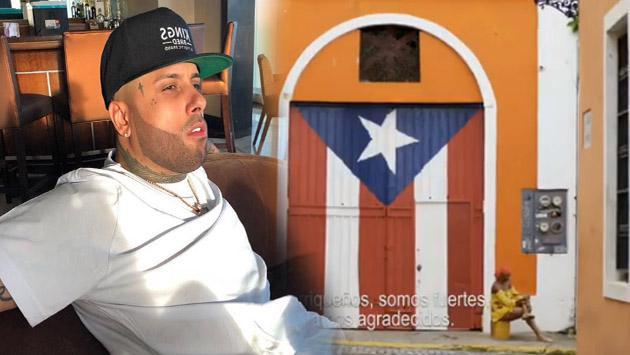 Nicky Jam se unió a campaña de Google para ayudar a Puerto Rico