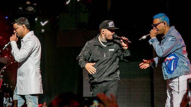 Así arrancó el tour de Nicky Jam junto a Plan B [FOTO Y VIDEO]