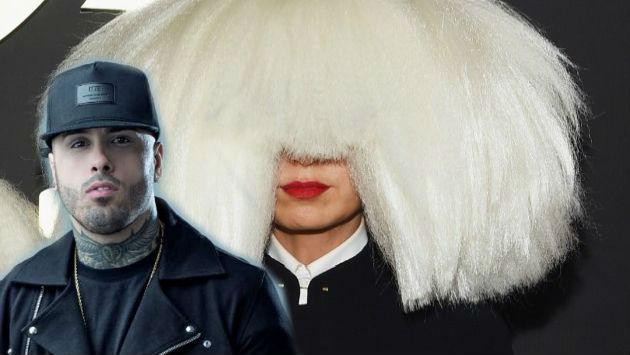 ¡Remix de Nicky Jam y Sia la rompe! ¿Aún no lo escuchas?