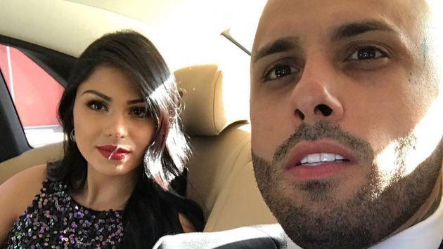 ¿Con este selfie Nicky Jam confirma que su relación sigue firme?