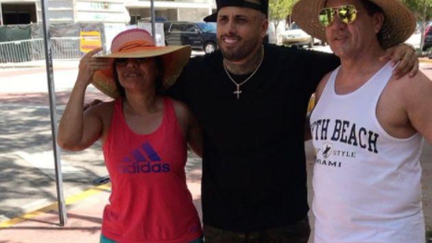 Nicky Jam y sus locuras cada vez que le piden una foto [VIDEOS]