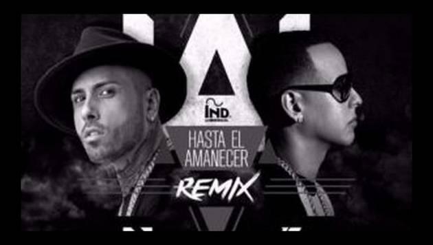 ¡Salió el remix de 'Hasta el amanecer' de Nicky Jam con Daddy Yankee!