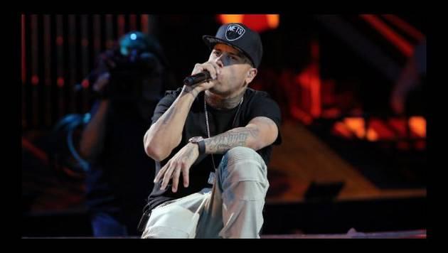 Así se prepara Nicky Jam para su presentación en Viña del Mar [VIDEO]