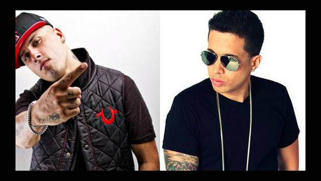 Nicky Jam y De La Ghetto filman nuevo videoclip