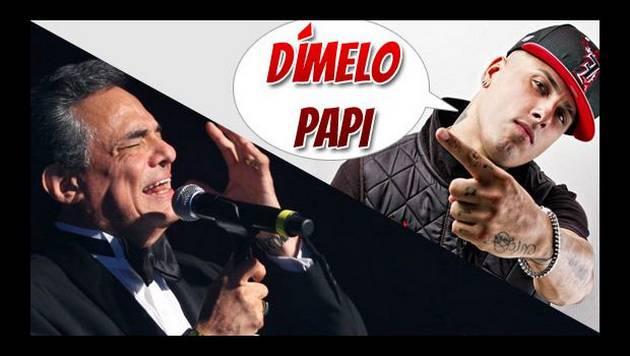 Nicky Jam canta como José José