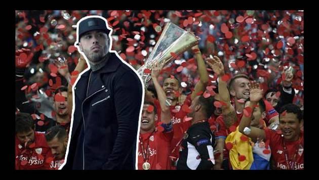 El perdón de Nicky Jam, canto victorioso del Sevilla FC