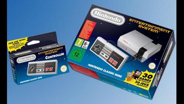 Nintendo Esta De Regreso Con El Nes Classic Edition Aqui La Lista