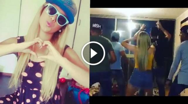 Yahaira Plasencia te enseña a bailar 'Picky' de Joey Montana
