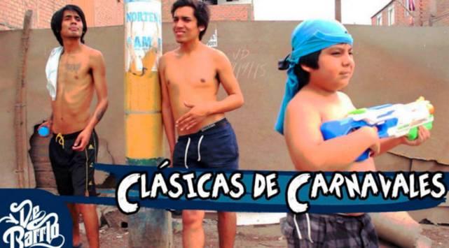 De Barrio y las clásicas de carnavales