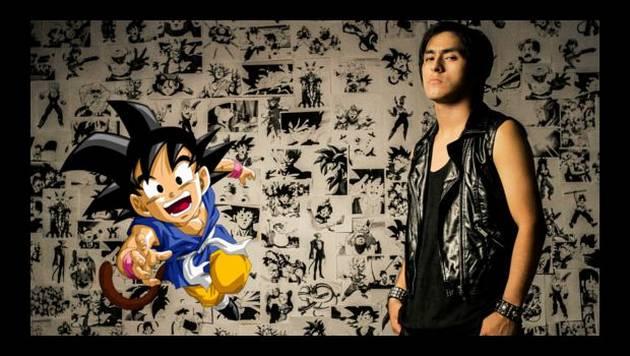 Jefferson Tadeo lanza videoclip de 'Mi corazón encantado', tema de 'Dragon Ball GT'
