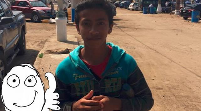 Acción de este niño peruano se convierte en viral ¡Entérate por qué!