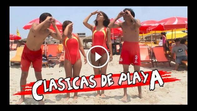 De Barrio y las clásicas de playa