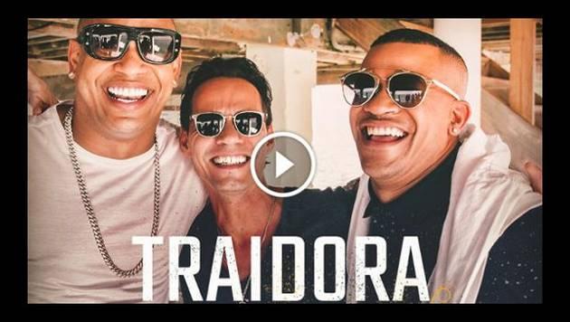 Marc Anthony y Gente de Zona estrenaron el videoclip de 'Traidora'