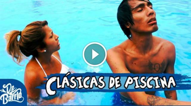 De Barrio y las clásicas de piscina