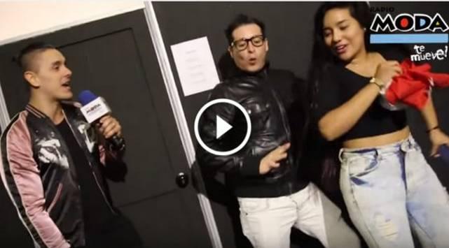 Joey Montana, Marianita y Carloncho te enseñan a bailar 'Picky'