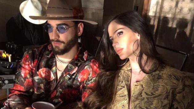 Novia de Maluma habla sobre la relación del colombiano con sus fans