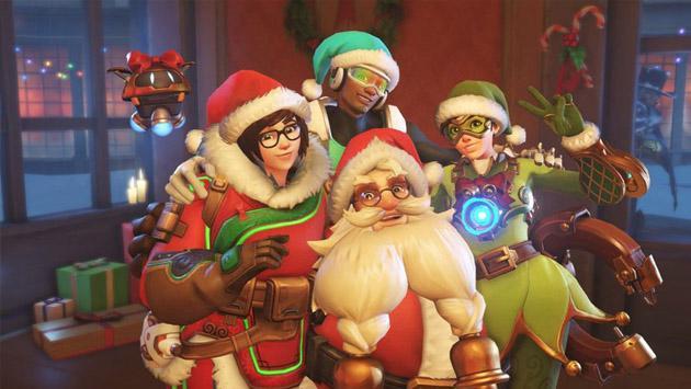 'Overwatch' lanzó su evento Winter Wonderland por Navidad: estos son los detalles