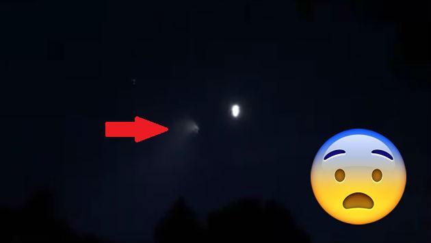 ¿Un ovni fue grabado en el cielo de California? Esto dijo la Marina de EE.UU. [VIDEO]