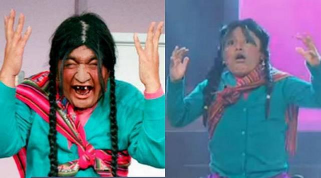 Niño sorprende imitando a la Paisana Jacinta en 'Los Reyes del Playback'