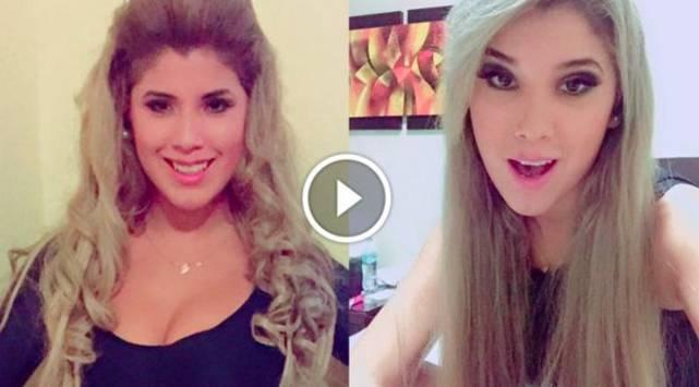 Yahaira Plasencia lidera la lista de las más bellas en el Balón Rosa de Oro 2015