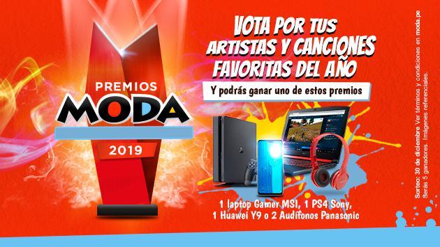 Ranking 'Premios Moda 2019'