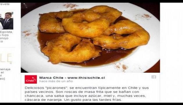 ¿Picarones chilenos? Esta es la polémica que se desató en las redes sociales