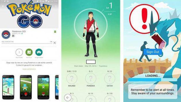¿Te descargaste Pokémon GO sin leer el contrato? Esta información te preocupará