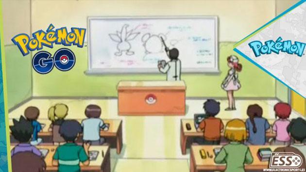 'Pokémon GO' es el tema de un examen hecho en colegio peruano [FOTOS]