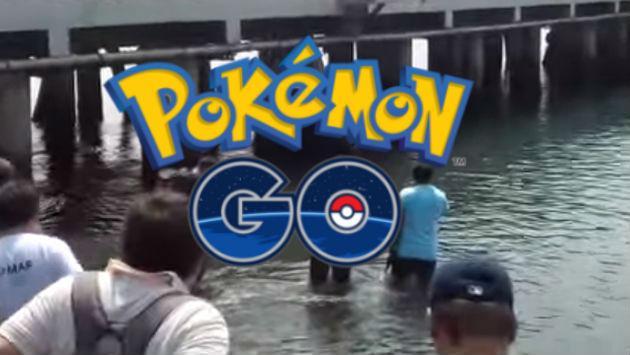 ¿Hasta dónde puede llegar el fanatismo por Pokémon GO? ¡Mira lo que pasó en La Punta!