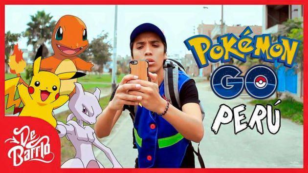 ¡Vacílate con DeBarrio y su parodia de Pokémon GO!