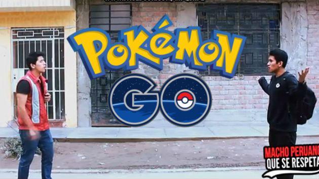 Esta parodia de una batalla Pokémon en Perú te hará morir de risa