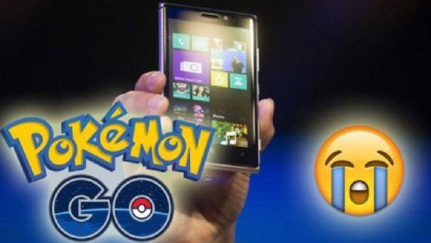 ¿Pokémon GO para Windows Phone? ¡Mira este video!