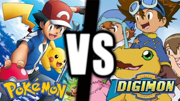 ¿'Pokémon' o 'Digimon'? Nos preguntamos cuál es mejor y esto concluyeron