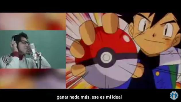 Tú que paras pegado a Pokémon GO, ¿ya escuchaste el 'Pokerap' en quechua?