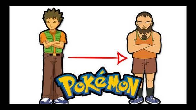 ¿Cómo lucirían los personajes de Pokémon hoy?