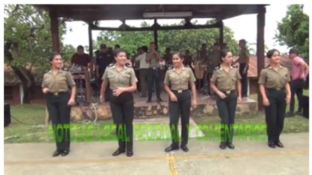 ¡Esta orquesta de la policía sorprende con este video!