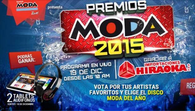 PREMIOS MODA 2015